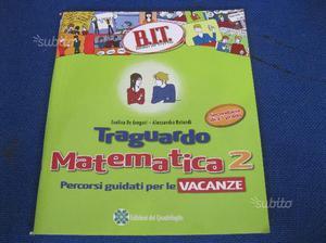 Libro vacanze matematica