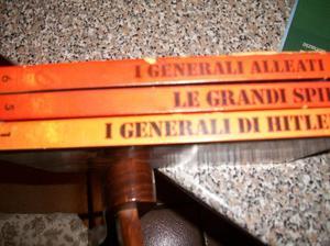 """Lotto n.3 libri """"I GRANDI NOMI DEL XX SECOLO"""""""