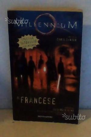 Millennium, primo romanzo serie tv anni '90