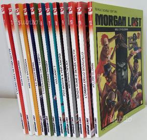 Morgan Lost - Fumetto Bonelli