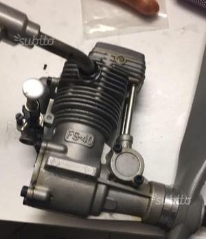 Motore aereo rc OS FS-40