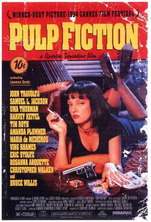 Pulp fiction in vhs originale