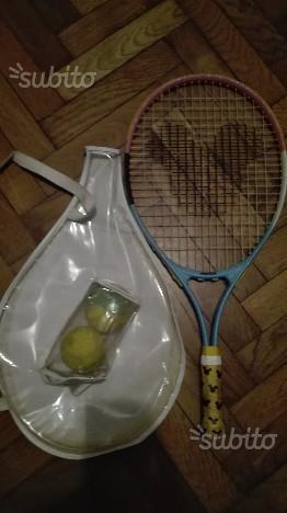 Racchetta da tennis bimbo