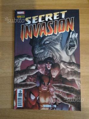 Secret invasione - La torre nera - L'uomo ragno
