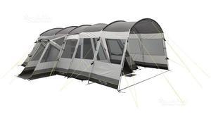 Tenda Outwell Montana P6 con tenda parasole