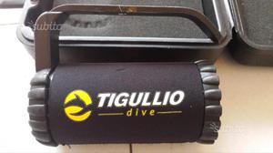 Tigullio Faro 3 led TGL torcia lampada sub