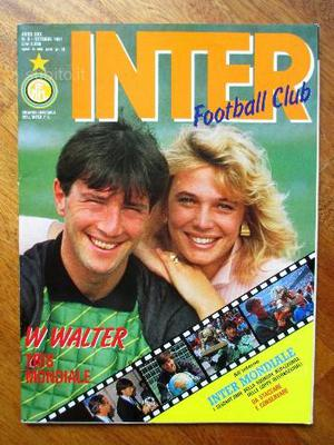 Zenga Inter Football Club Rivista N.