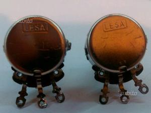 LESA Potenziometri made in italy