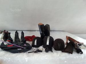 Accessori e abbigliamento equitazione