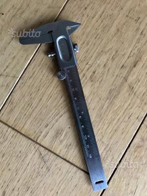 Calibro in acciaio professionale