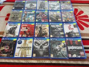 Giochi Ps4 Metal Gear 5 + Uncharted + Molti Altri