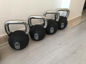 Rastrelliera porta kettlebells movi fitness mf536 posot for Porta kettlebell