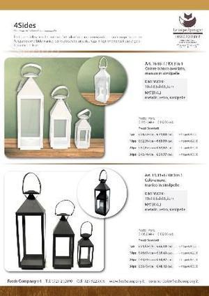 Vendo fontane da interno lampade e lanterne posot class - Lanterne da interno ...
