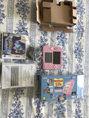 Nintendo 2DS nuovo e pokemon luna
