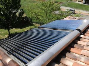 Pannelli solari termici a tubi