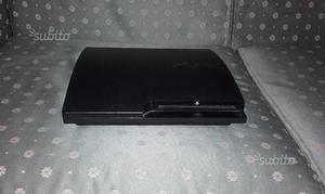Playstation 3(Ps3) slim 2 joystick 8 giochi 500gb
