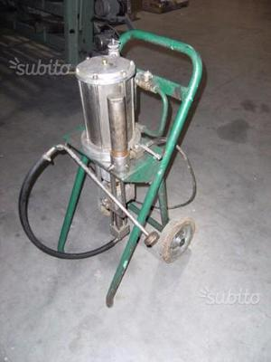 Pompa verniciatura