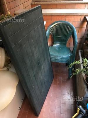 Tavolo da giardino e sedie (4)