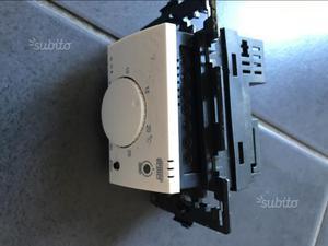 Termostato analogico elettronico vemer posot class for Termostato vemer istruzioni