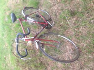 "Bicicletta da corsa vintage ""SUPERGA"""