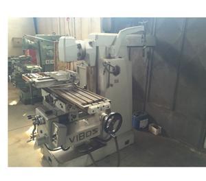 FRESATRICE VIBOS ISO 40 TAVOLA  x 300 mm