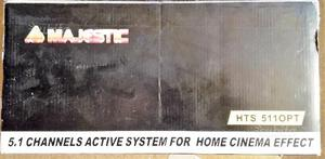 Home Theatre Majestic HTS 511OPT