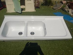 Lavello ceramica dolomite panama bianco | Posot Class