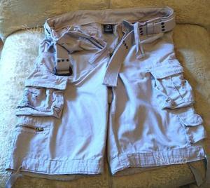 Pantaloni corti militari cargo - brandit (xl)