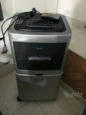 Recuperatore portatile refrigerante wigam posot class for Ventilatore refrigerante