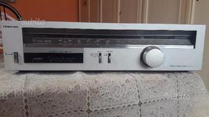 Sintonizatore stereo radio am fm toshiba in perfet