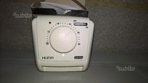 Caldaia buderus logamax termostato digitale posot class for Termostato vemer istruzioni