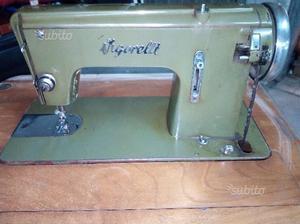 Macchina per cucire vigorelli 410 elettrica posot class for Macchina per cucire elettrica