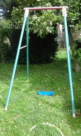 Sconti imperdibili altalena da giardino in ferro posot class - Altalena chicco da giardino ...