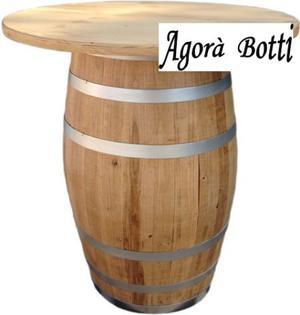 Arredo giardino botti in legno siracusa posot class for Botti in legno per arredamento