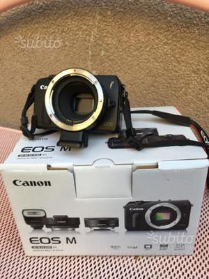 Canon EOS M mirrorless