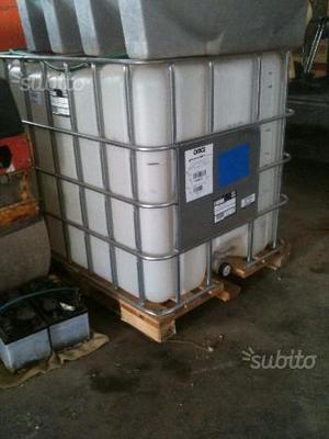 Cisterne per acqua