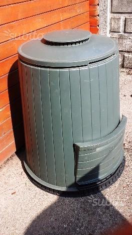 Compostiera da giardino o terrazzo | Posot Class