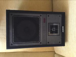 Coppia di casse sony per stereo