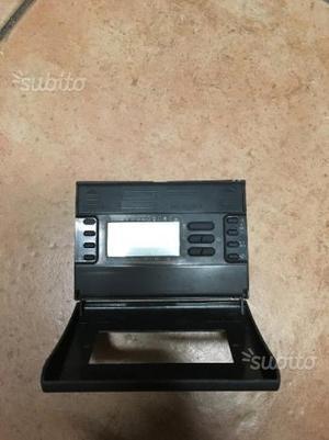 Cronotermostato bpt mod th 124 posot class for Bpt termostato istruzioni