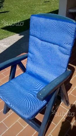 Cuscini da sedia per cucina e soggiorno posot class - Cuscini per sedia ...