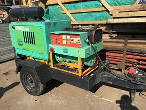 Generatore di corrente 30 kwa posot class for Generatore honda usato