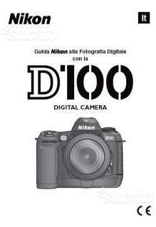 Libretto Nikon D D Ds D