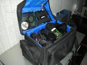 Macchina Fotografica Zenit 122 obbiettivi
