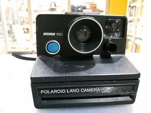 Macchina foto polaroid revue