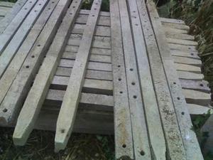 Pali in cemento per recinzioni bricoman