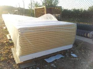 Pannelli coibentati per coperture posot class for Costo pannelli coibentati finto coppo