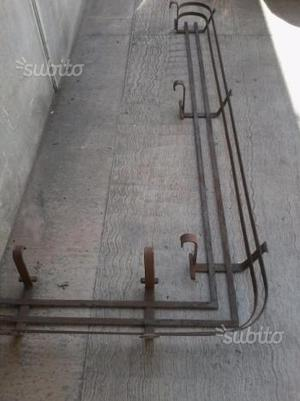 N 10 Fioriere Porta Vasi In Ferro Posot Class