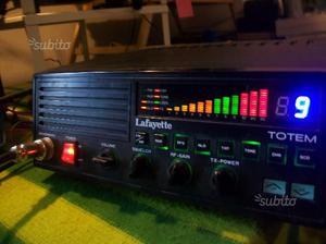 Radio per stazione fissa lafayette totem