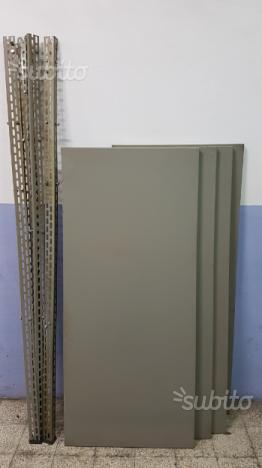 Scaffale metallico 150x60