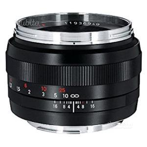 Zeiss ZE Planar T* 50mm F/1.4 Lens for Canon EOS